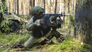 Rosyjska armia ćwiczyła desant i niszczenie okrętów na manewrach Zapad w obwodzie kaliningradzkim
