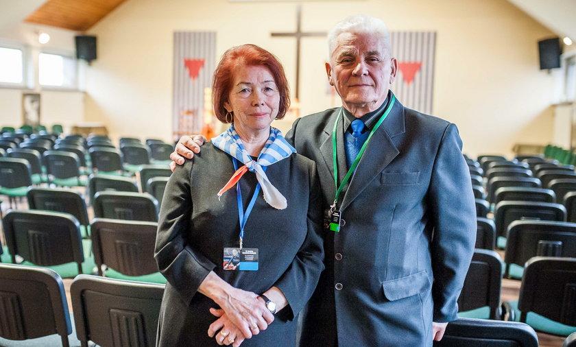 Ona przeżyła Auschwitz, a on Wołyń. Są małżeństwem od pół wieku