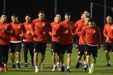 """UŽIVO Veliki derbi Lige nacija, Krstajić odabrao četiri """"zlatna orlića"""", Srbija - Crna Gora"""