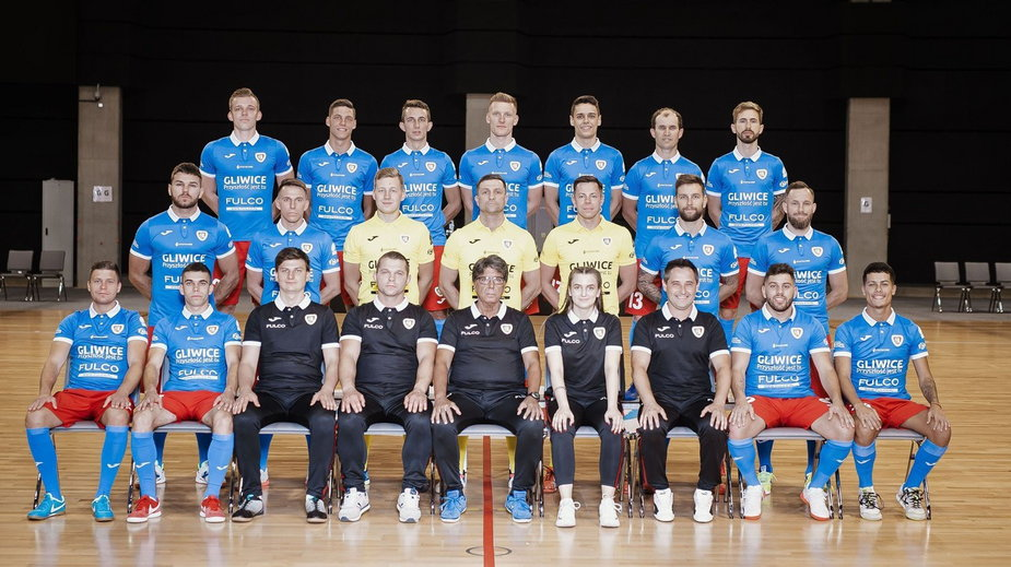 Piast Gliwice - Futsal