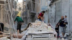 Onet24: przerwa humanitarna w Aleppo