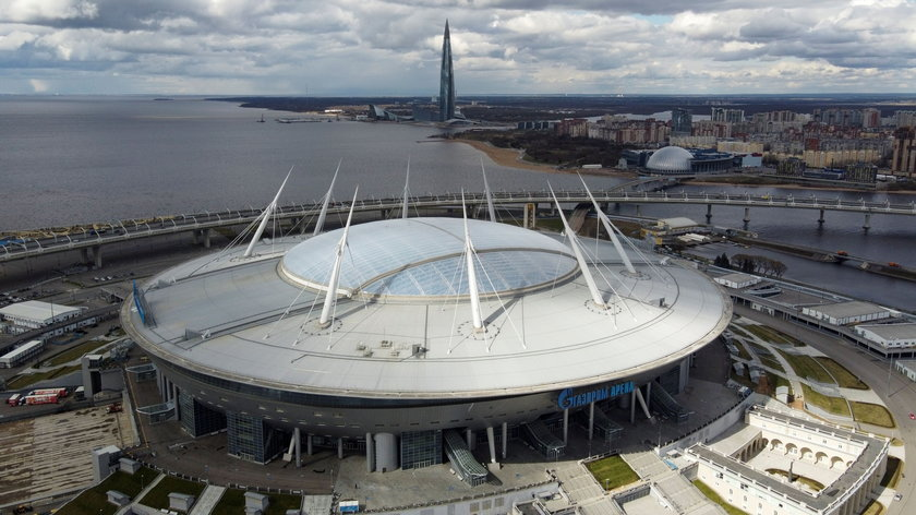 W fazie grupowej Euro 2020 reprezentanci Polski będą grali na stadionach w Sankt Petersburgu i w Sewilli