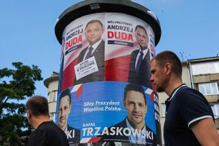 Wybory prezydenckie: Duda na debacie TVP w Końskich, Trzaskowski na 'Arenie prezydenckiej' w Lesznie