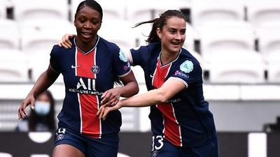 PSG end Lyon's five-year Champions League run with quarters win