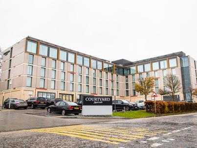 Koszt budowy hotelu Marriott w Edynburgu to ok. 14 mln funtów