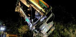 Horror na autostradzie! Nie żyje kilkadziesiąt osób