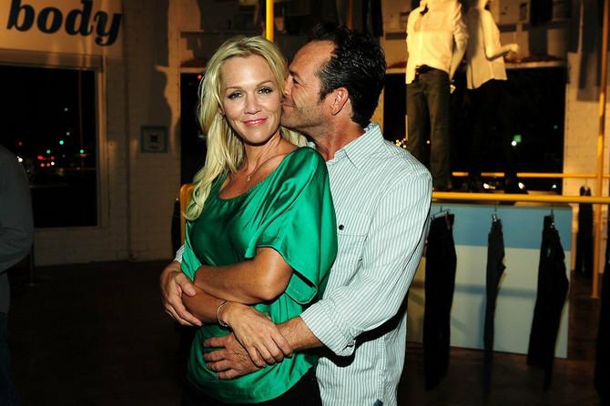 Dženi i Luk 2012. u Los Anđelesu