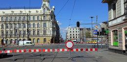 Budowa przystanku PKP Łódź Śródmieście. Zamknięte ulice, zmiany w komunikacji