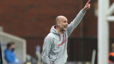 Guardiola hails 'inspirational' Klopp as he savours Premier League triumph