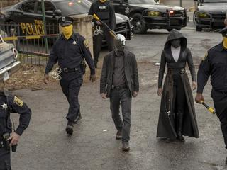 Watchmen, serial HBO