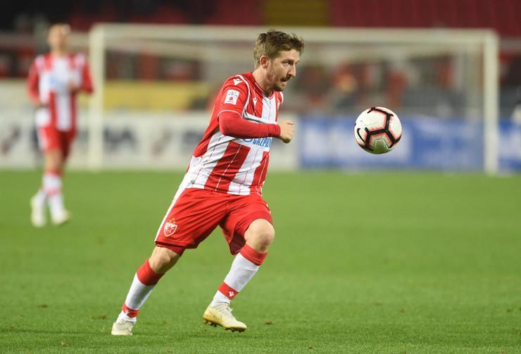 FK Crvena zvezda, Marko Marin