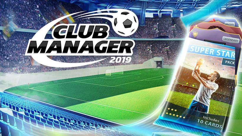 gameplanet Club Manager 2019 NK
