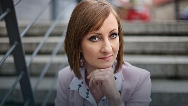 Anna Dydzik, autorka bloga Nieperfekcyjnamama.pl