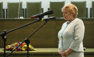 Gersdorf: Opuszczam urząd I prezesa SN. Broniłam niezależnej władzy sądowniczej