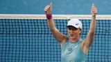 Turniej WTA w Dubaju. Iga Świątek awansowała do 1/8 finału