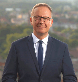 Janusz Stankowiak, Prezydent Miasta
