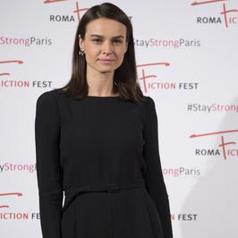Kasia Smutniak najlepszą aktorką na festiwalu w Rzymie