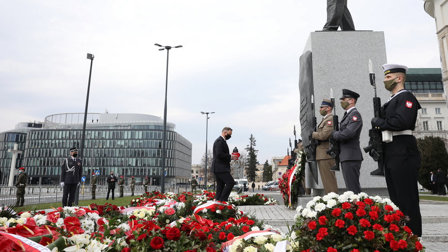 Katastrofa smoleńska. 11. rocznica katastrofy smoleńskiej. Przebieg obchodów