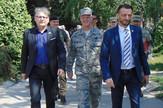 NIS01 Komandant Nacionalne garde Ohaja u poseti KC Nis foto Branko Janackovic