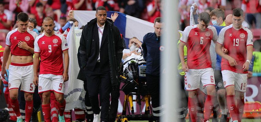 Zdaniem trenera Danii UEFA skłamała. Sprawa Eriksena wciąż wywołuje emocje