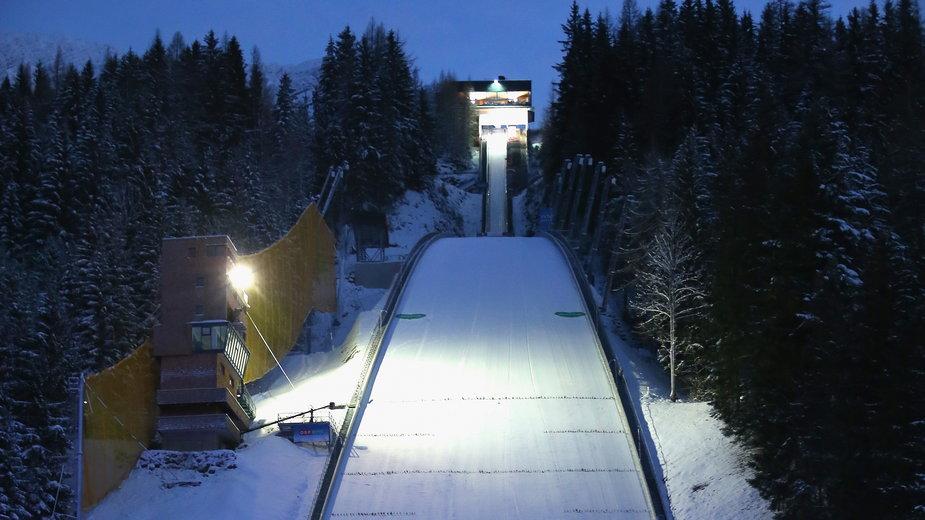 Skocznia Kulm w Tauplitz/Bad Mitterndorf