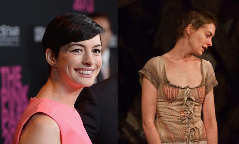 Anne Hathaway - Oscar w 2013 roku