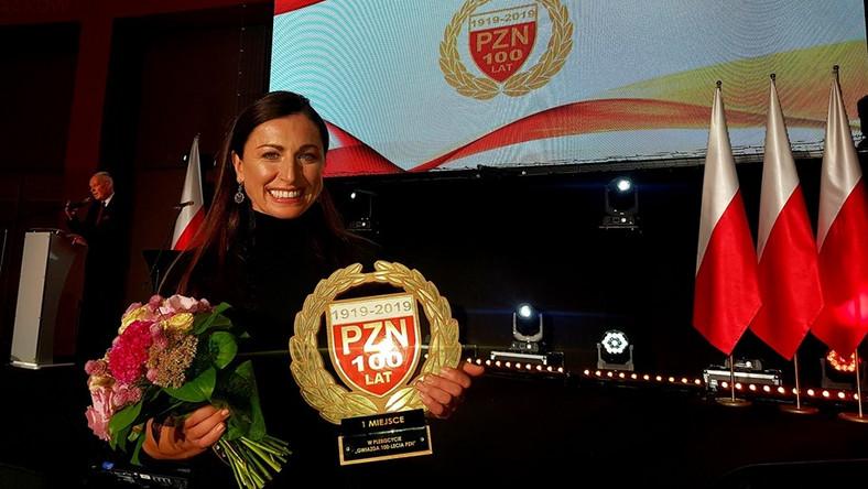 Justyna Kowalczyk er stjernen til 100-årsjubileet for det polske skiforbundet