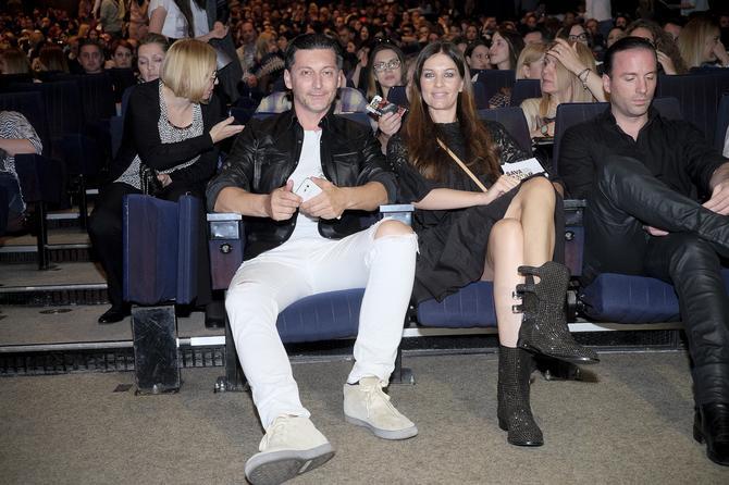 Tamara sa Boškom Jakovljevićem