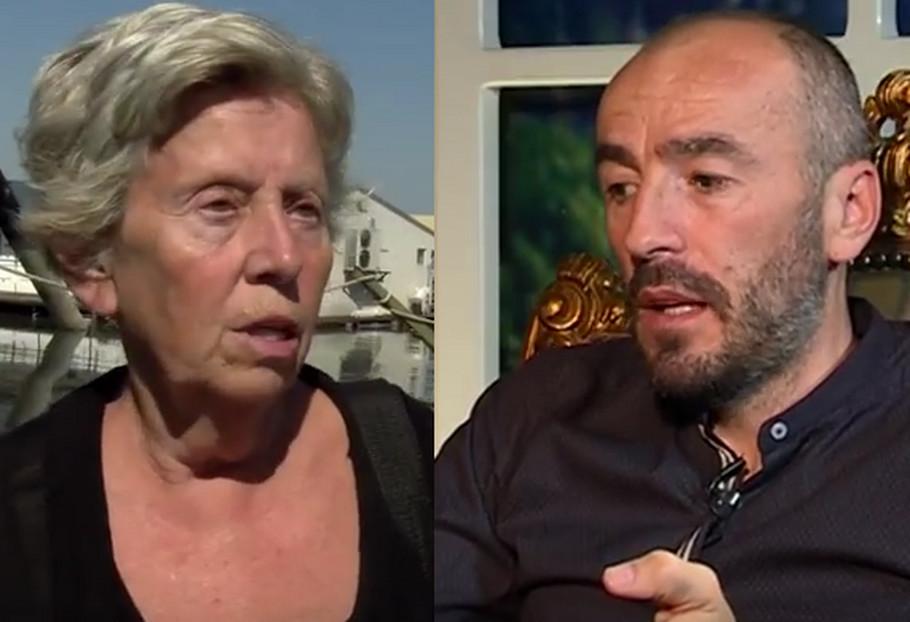 Eva Ras i Alen Azarić