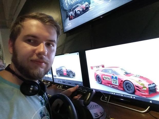 Dziennikarz przy pracy, czyli testujemy Gran Turismo Sport