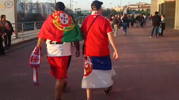 Ključni meč biće protiv Portugala u Beogradu