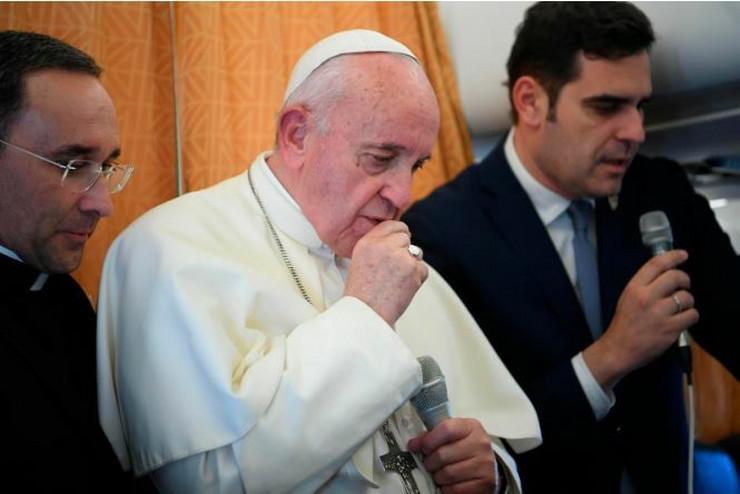 Papa Franja ap