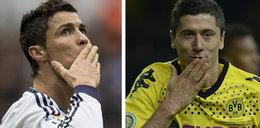 Lewandowski kontra Ronaldo. Robert, pokaż, co potrafisz!