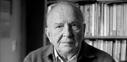 Nie żyje profesor Jerzy Szacki. Odszedł jeden z najwybitniejszych polskich socjologów