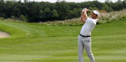 Szewczenko debiutuje jako profesjonalny golfista
