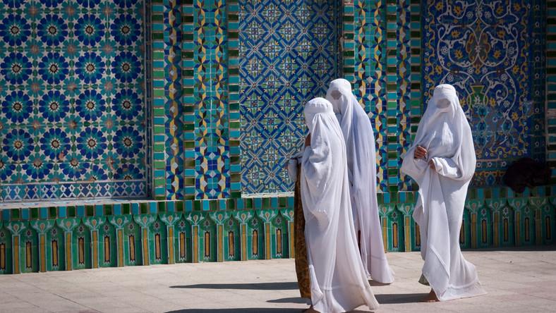 Kobiety Afganistan