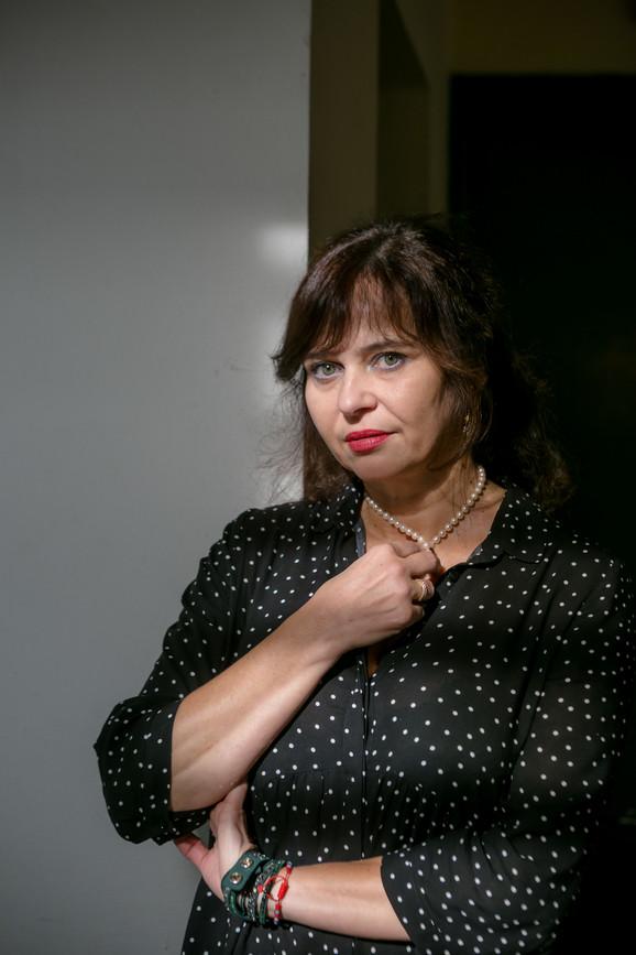 Ako drama stane, staje Narodno pozorište: Tanja Mandić Rigonat