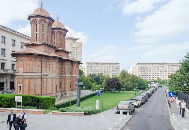 Cerkiew Creţulescu, Bukareszt