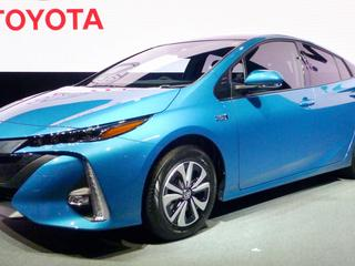 Toyota launches fully redesigned Prius PHV in Japan