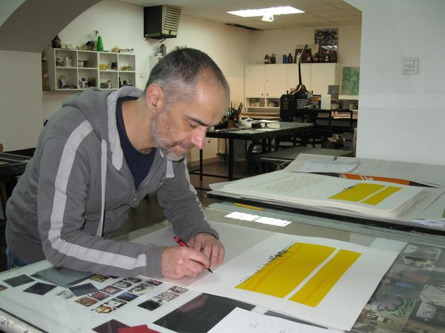 Promocija kalendara Centra za grafiku umetnika Vladimira Veljaševića sutra je u 19 sati u Pariskoj 16