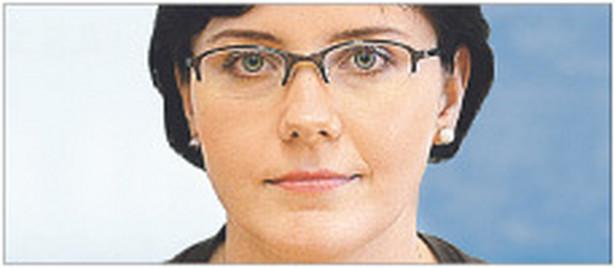 "Ewa Ivanova, ekspert ""Dziennika Gazety Prawnej"""