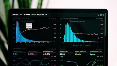 How does first-party data affect metrics?