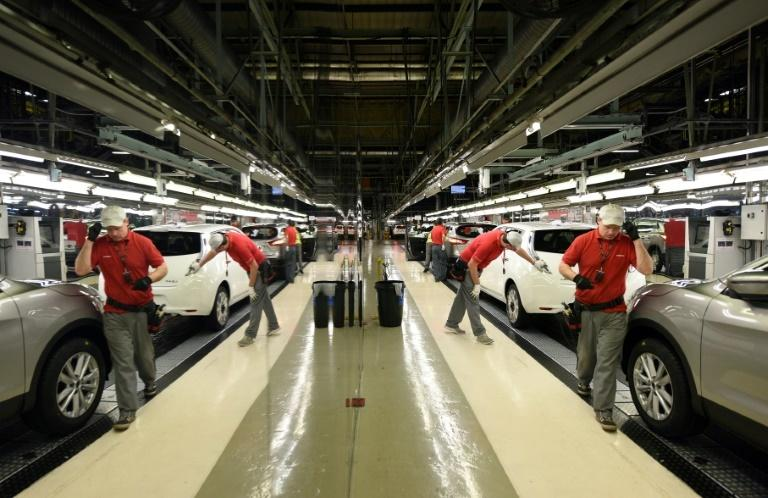 Sunderland's Nissan carmaking plant is now the lifeblood of the former shipbuilding city