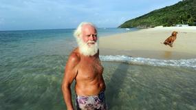 David Glasheen - współczesny Robinson Crusoe z wyspy Restoration