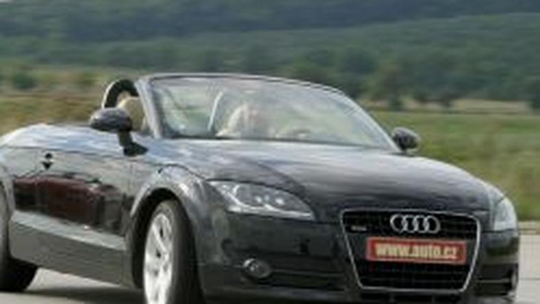 Audi Tt Roadster 32 Quattro