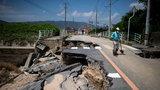Śmiercionośne ulewy. Już 179 ofiar śmiertelnych w Japonii