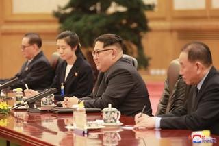 Kim po raz pierwszy oficjalnie wspomniał o dialogu z USA