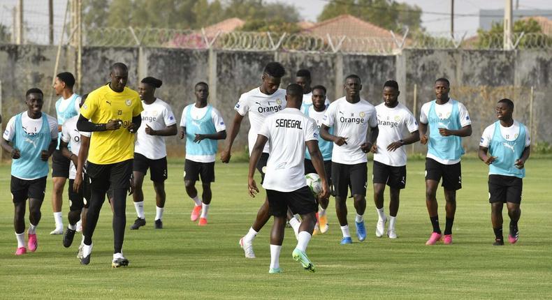 Equipe nationale du Sénégal