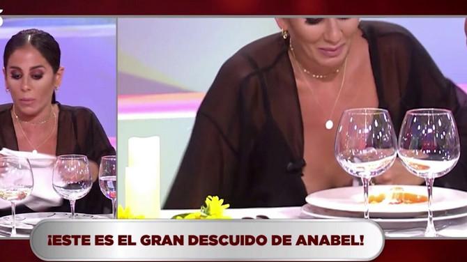 Vrela nezgoda španske voditeljke kruži Internetom
