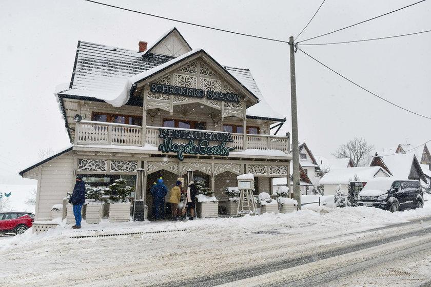 Restauracje mimo obostrzeń otwierają się dla klientów
